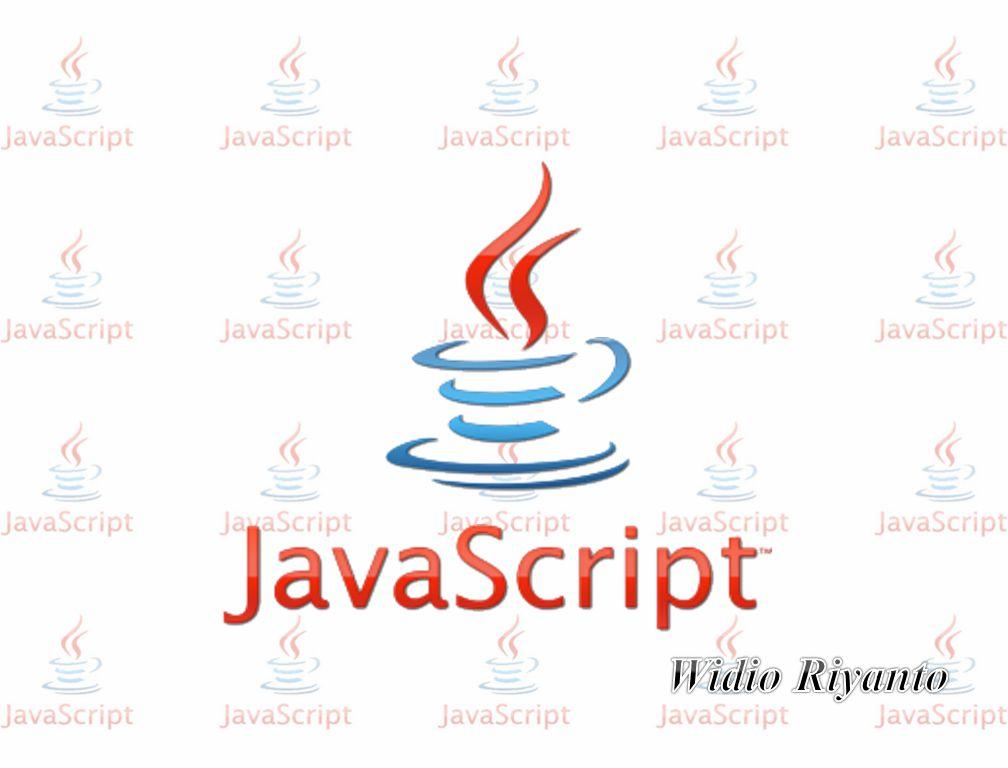 Pengantar JavaScript JavaScript digunakan pada Web pages untuk meningkatkan design, validate forms, detect browsers, create cookies, GUI dsb JavaScript adalah bahasa scripting yang paling populer di internet dan bekerja pada banyak browser seperti Internet Explorer, Mozilla, Firefox, Netscape, Opera.