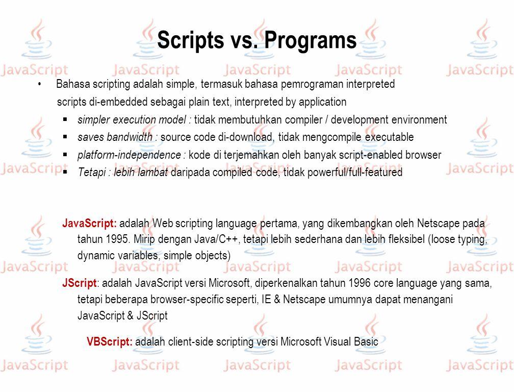 Membuat Form Interaktif (2) Script untuk membuat mesin pencari seperti di atas dapat anda lihat berikut ini.