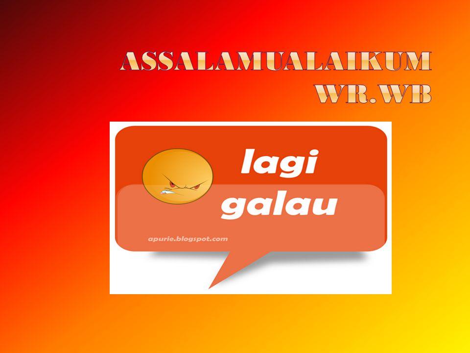 Arti kata Galau!!!!!!!!!!!!!!!!!!!. 1.