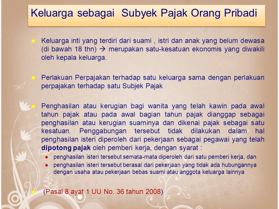 Norma Penghasilan Neto Kep 536/PJ./2000  Pengelompokan menurut jenis usaha & wilayah :  10 ibu kota propinsi  Medan - Surabaya  Palembang - Denpasar  Jakarta - Manado  Bandung - Makasar  Semarang - Pontianak  Ibu kota propinsi lainnya  Daerah lainnya