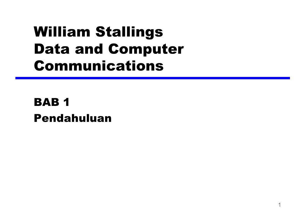 Model Komunikasi zSource / Sumber-sumber yMenentukan / menghasilkan data yang akan dikirim zTransmitter / Alat Pengirim yMengubah data menjadi sinyal yang bisa dikirimkan zTransmission System / Sistem Transmisi yMenyalurkan / mengirim data zReceiver / Alat Penerima yMengubah sinyal yang diterima menjadi data zDestination / Tujuan yMengambil data masuk / pengguna data yang datang 2
