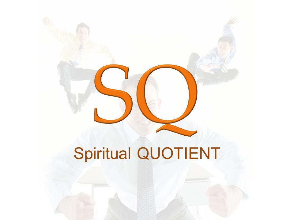 Kecerdasan spiritual adalah sumber yg mengilhami, menyemangati, dan mengikat diri kepada nilai-nilai kebenaran tanpa batas waktu (Germanto, 2001) V.