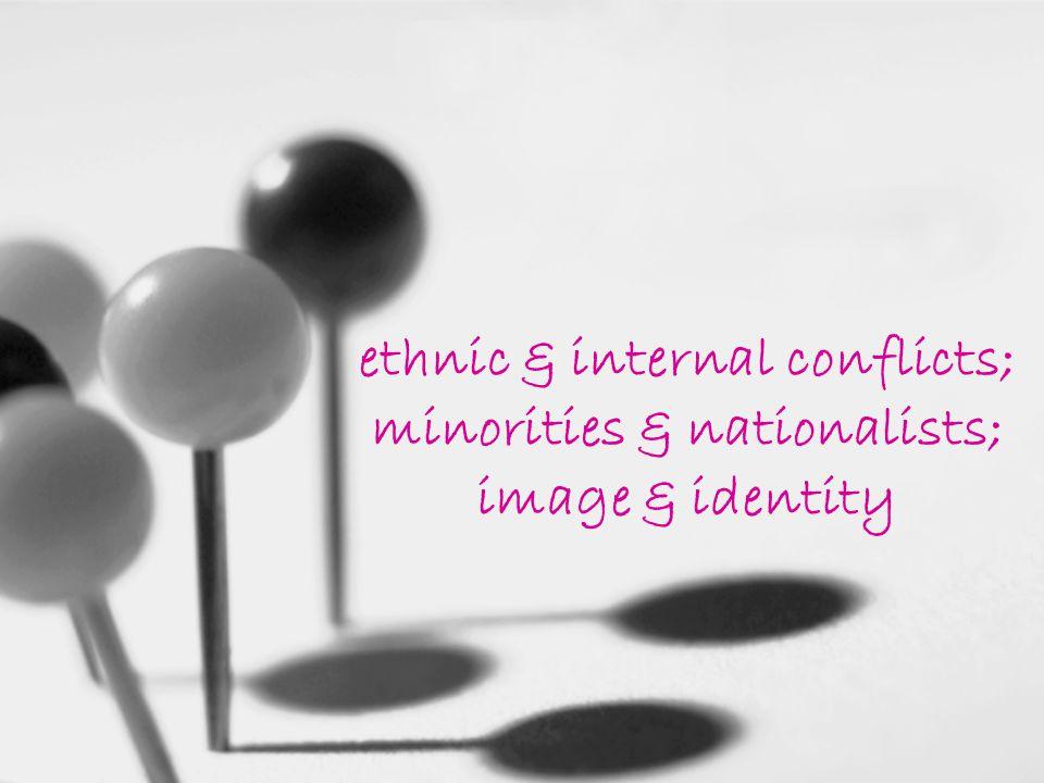 approaches to ethnic conflict primordialist instrumentalist constructivist institutionalist