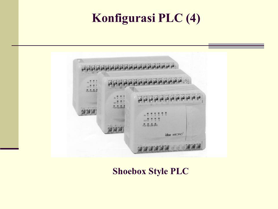 Konfigurasi PLC (4) Shoebox Style PLC