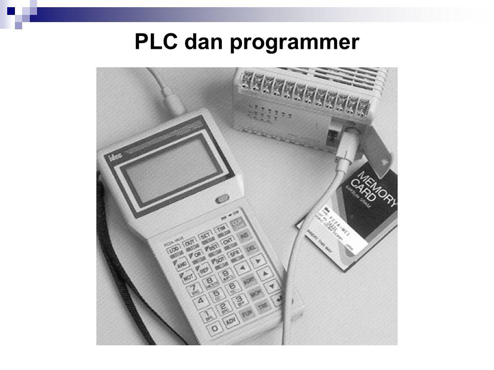 PLC dan programmer
