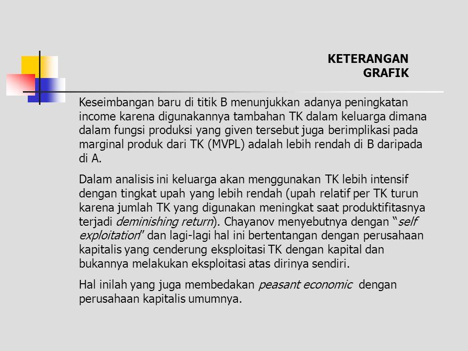 APAKAH PETANI KECIL (PEASANT) SEPERTI TEMUAN CHAYANOV TERJADI DI INDONESIA ???????.