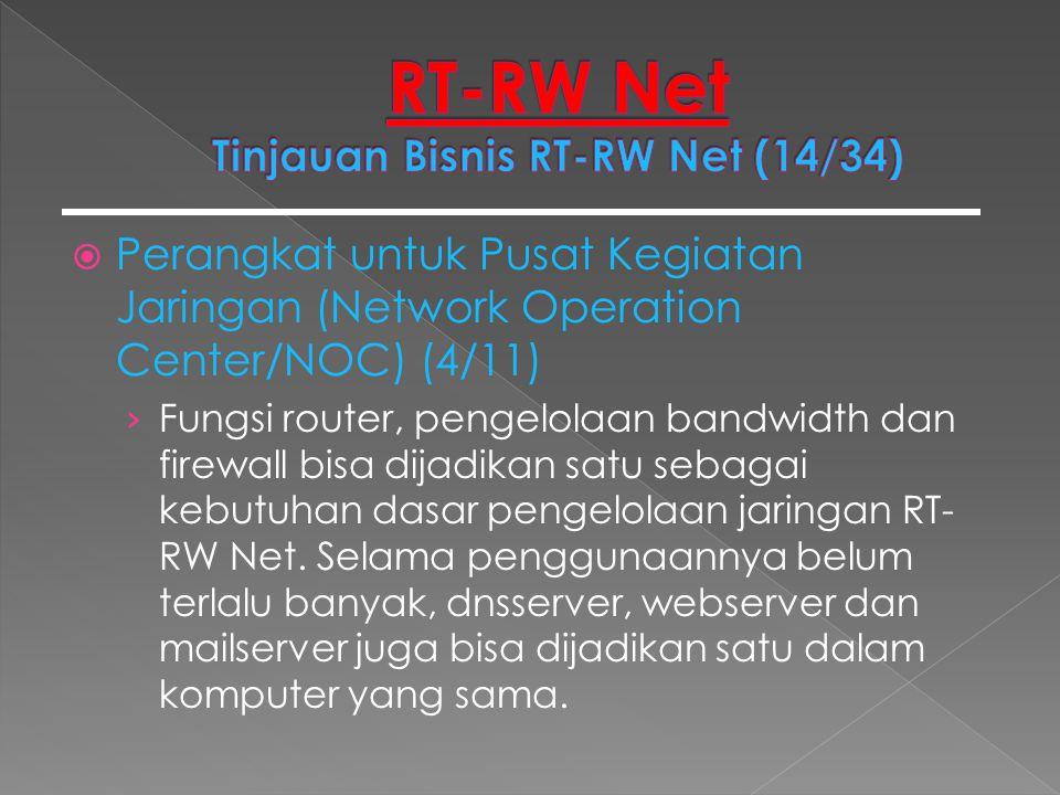 Perangkat untuk Pusat Kegiatan Jaringan (Network Operation Center/NOC) (4/11) › Fungsi router, pengelolaan bandwidth dan firewall bisa dijadikan sat