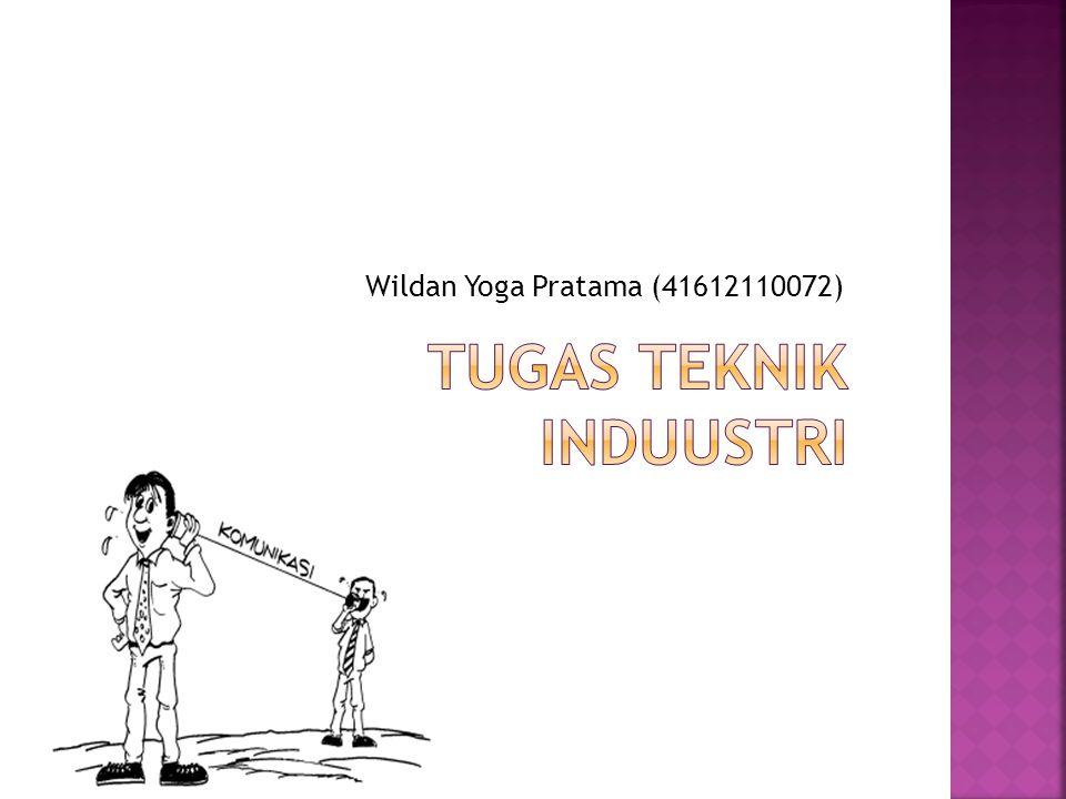 Wildan Yoga Pratama (41612110072)