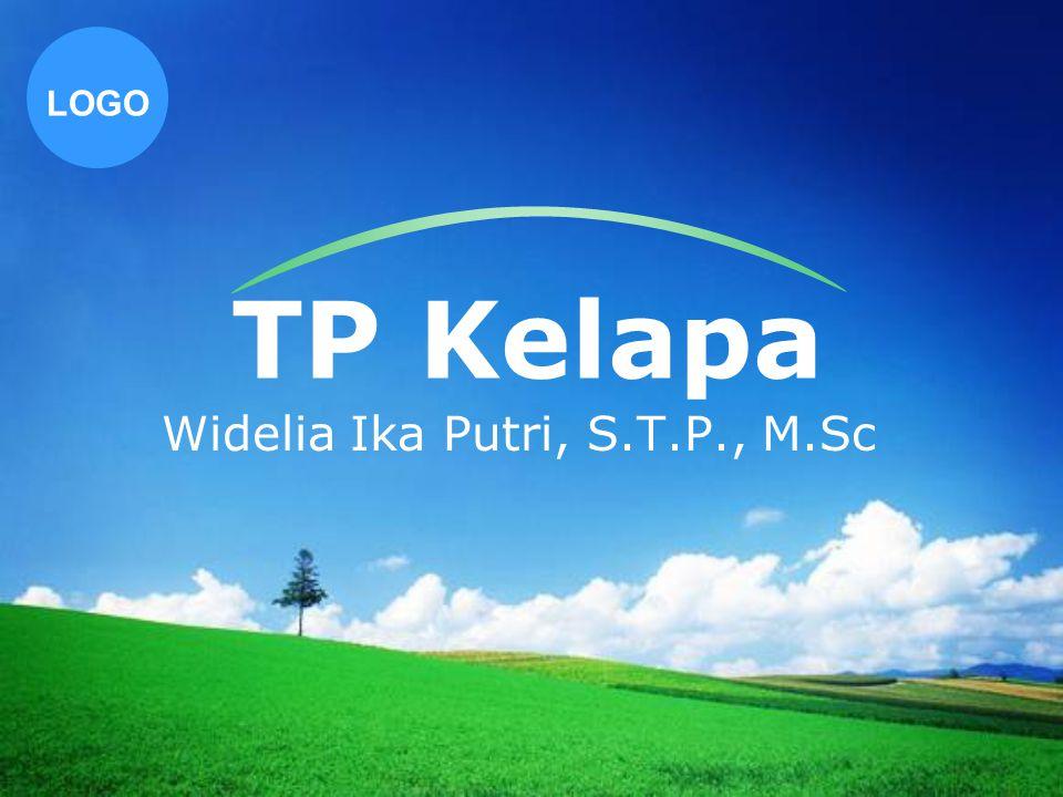 LOGO TP Kelapa Widelia Ika Putri, S.T.P., M.Sc
