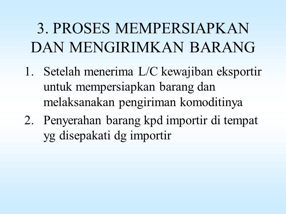 PARA PELAKU EKSPOR DAN DOKUMENNYA Para pelaku eksporDokumen yg diterbitkana.