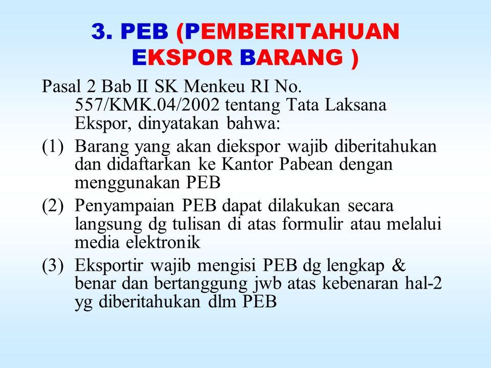 7.Cara pembuatan dokumen 8.Perusahaan pelayaran mana yg ditunjuk 9.Nama Bank pengirim L/C (advising bank) 10.Jenis, bentuk & cara penyampaian L/C 11.P