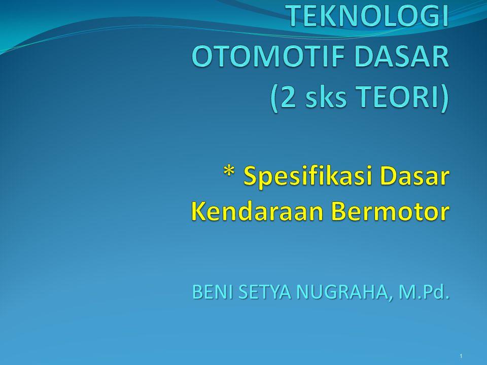 BENI SETYA NUGRAHA, M.Pd. 1