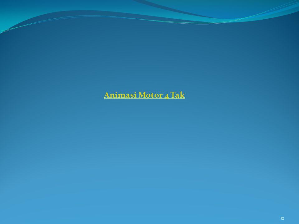 Animasi Motor 4 Tak 12