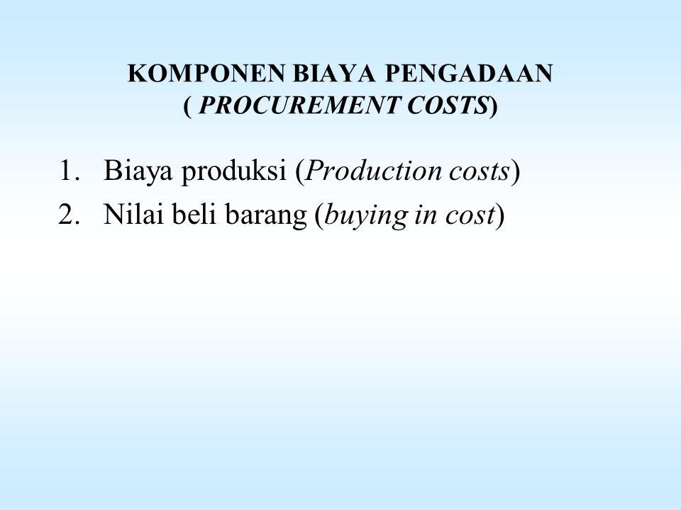 8.Export tax … % x nilai ekspor  mengurangi 9.Additional export tax … % x nilai ekspor  mengurangi 10.Export Draft Result  penjumlahan (devisa umum + beban-beban / biaya) 11.Persyaratan harga, pembayaran dan jenis L/C 12.Benefit (Profit) yang diharapkan 13.Harga Pokok Ekspor (HPE)biasanya harus dihitung per satuan, misal Kilogram, Liter, unit, dll