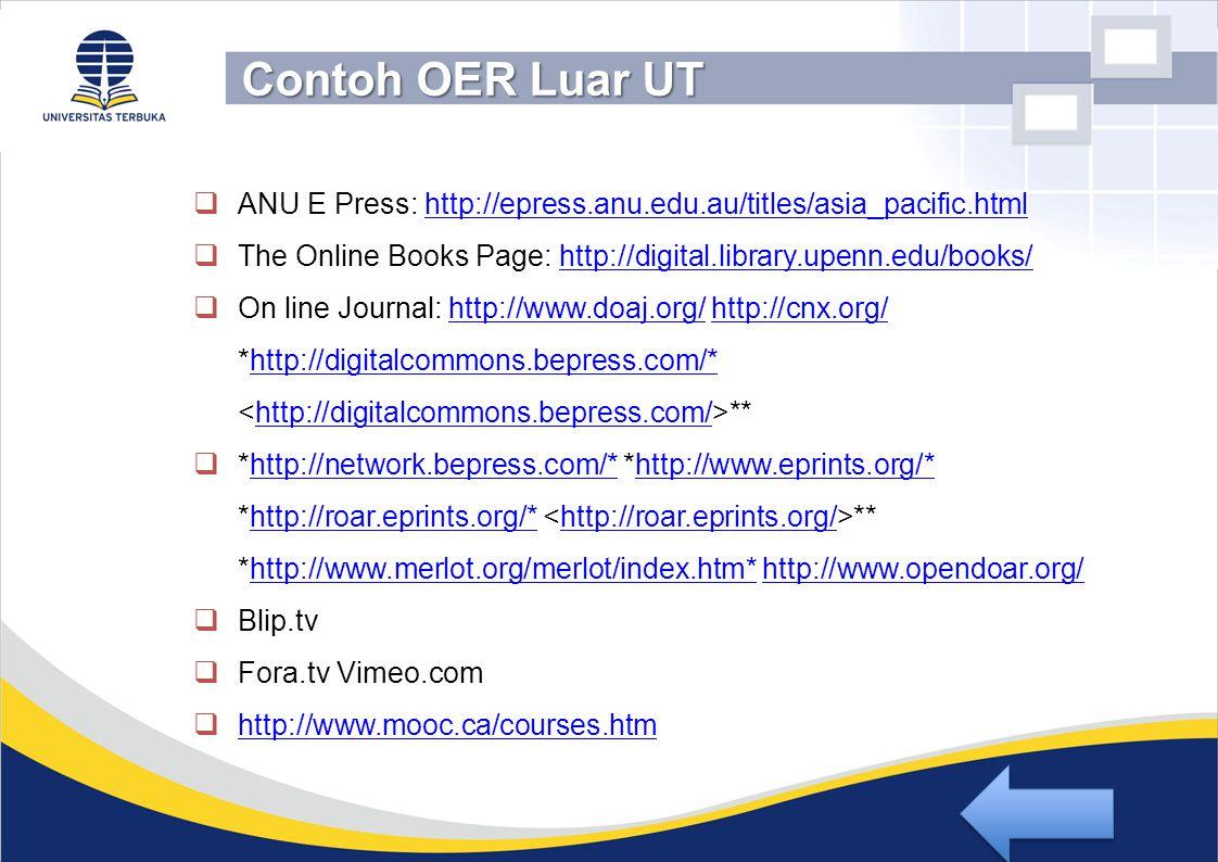  ANU E Press: http://epress.anu.edu.au/titles/asia_pacific.htmlhttp://epress.anu.edu.au/titles/asia_pacific.html  The Online Books Page: http://digi