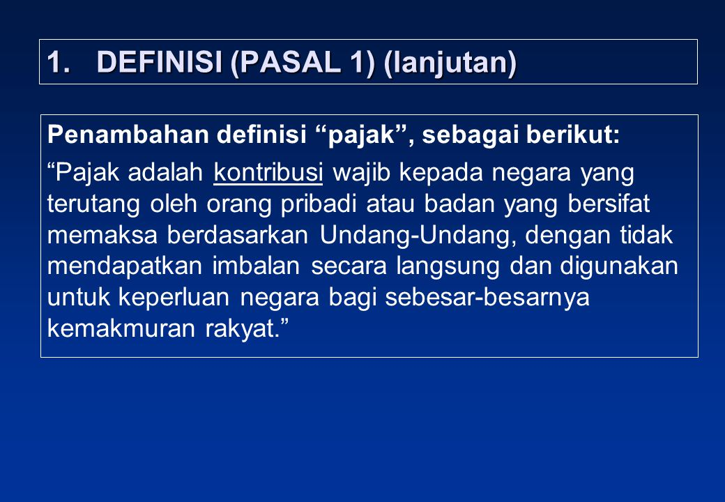 12.RESTITUSI PPN UNTUK TURIS ASING (PASAL 17E) PERUBAHAN: Dapat diberikan Restitusi PPN atas pembelian barang bawaan oleh wisatawan mancanegara.