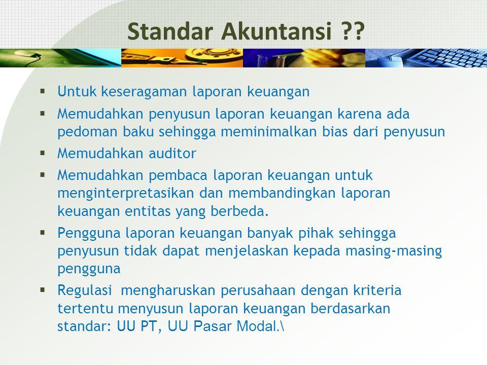 Sewa  Klasifikasi sewa tergantung pada substansi transaksi dan bukan bentuk hukumnya.