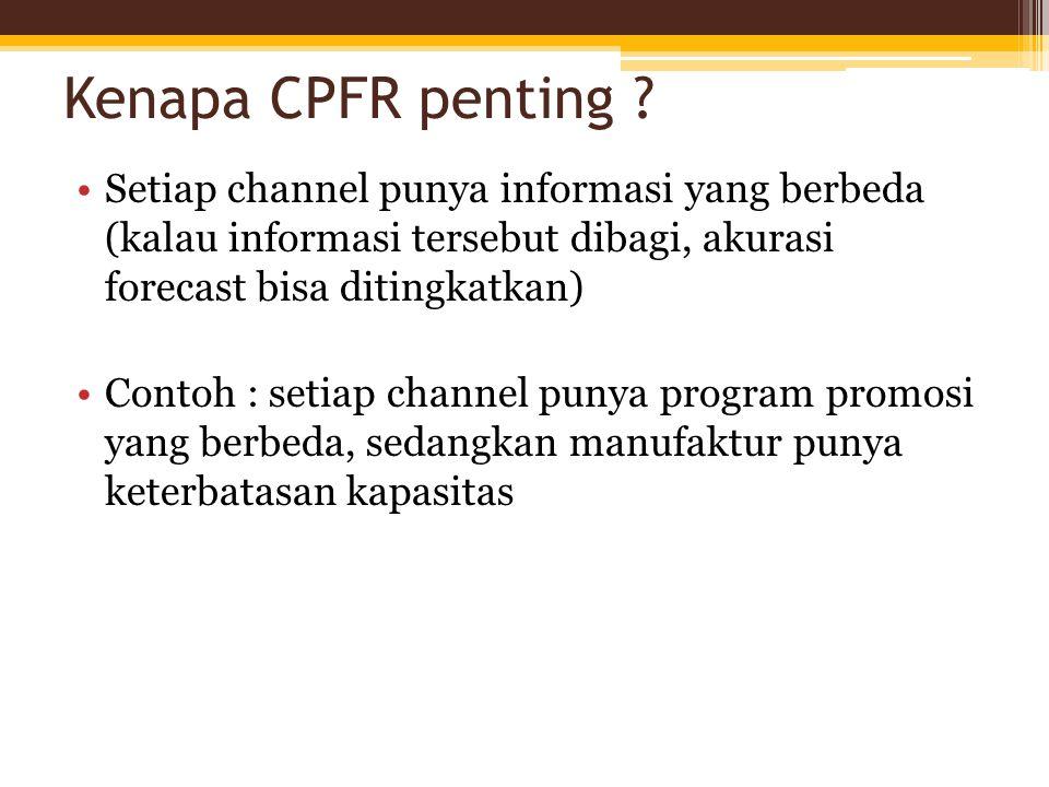 Kenapa CPFR penting .