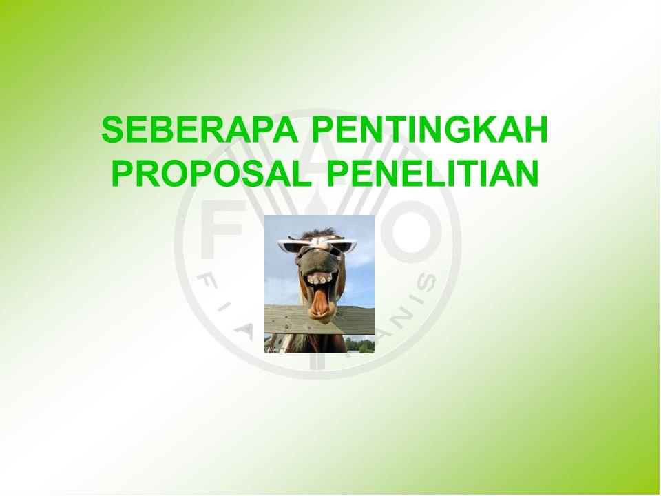Format Sistematika Proposal (Riset Unggulan Strategis Nasional) Halaman muka Lembar pengesahan Sistematika Usulan (1)Daftar Isi (2)Abstrak (3)Pendahuluan (4)Kelayakan Teknis (5)Metode dan Mekanisme Alih Teknologi/Diseminasi (6)Pemanfaatan Hasil (7)Personil Pelaksana Kegiatan (8)Jadwal Kegiatan (9) Daftar Pustaka