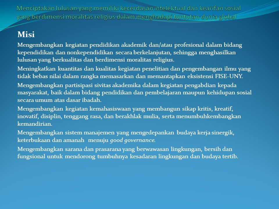 1.Prof. Syafii Maarif, MA., Ph.D. 2. Prof. Drs. Sumantri Wardoyo 3.