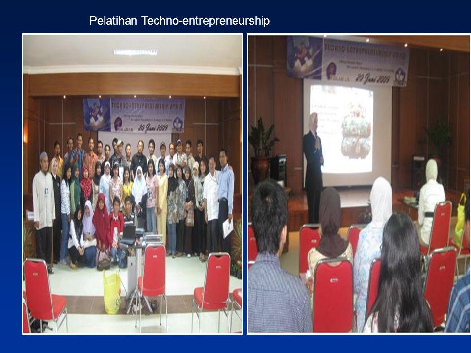 Pelatihan Techno-entrepreneurship