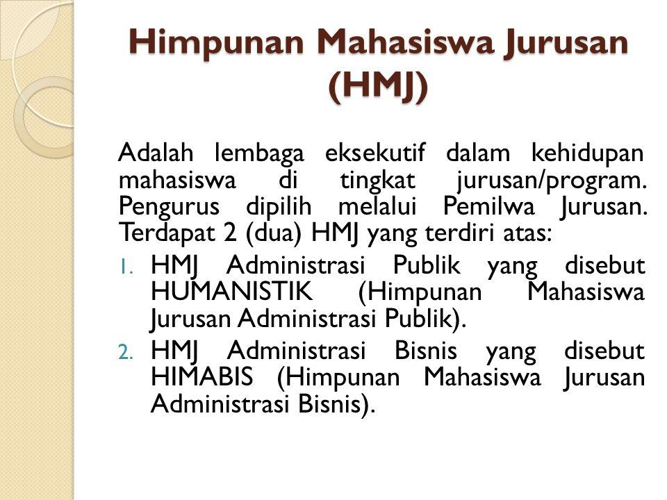 Dewan Perwakilan Mahasiswa (DPM) Adalah lembaga Tinggi Legislatif dalam kehidupan mahasiswa di FIA Universitas Brawijaya. Anggotanya sebanyak 7 (tujuh