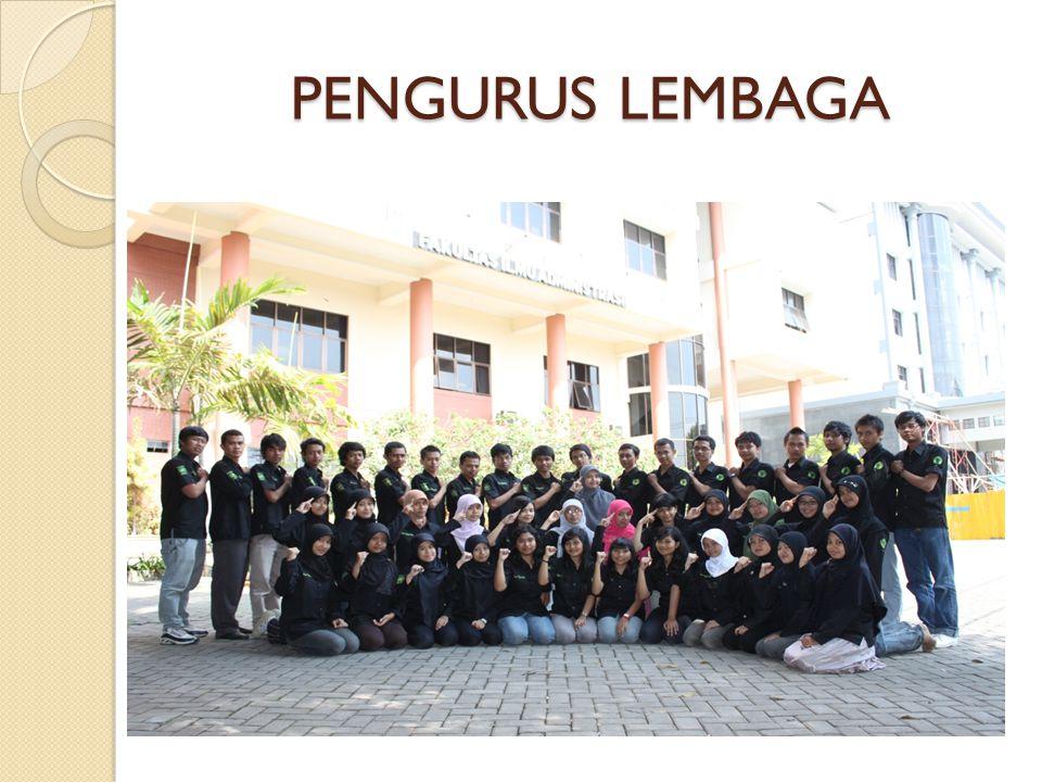 PENGURUS LEMBAGA