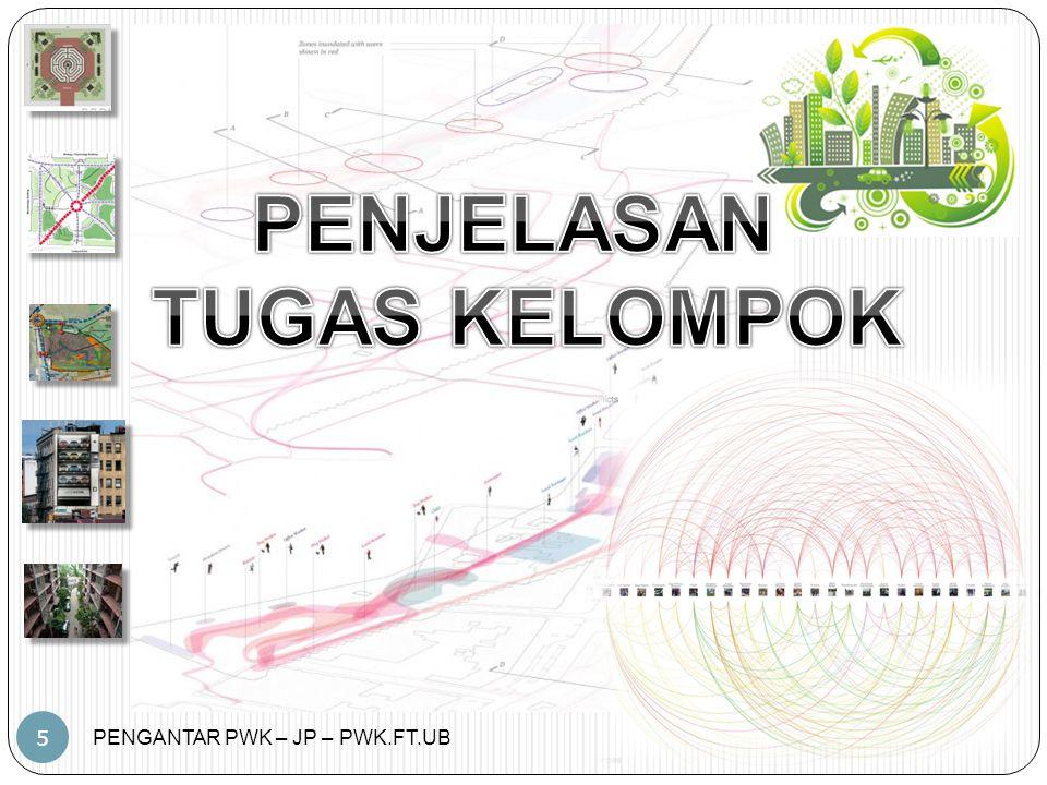 PENGANTAR PWK – JP – PWK.FT.UB 16 wassalamu'alaikum wr. wb