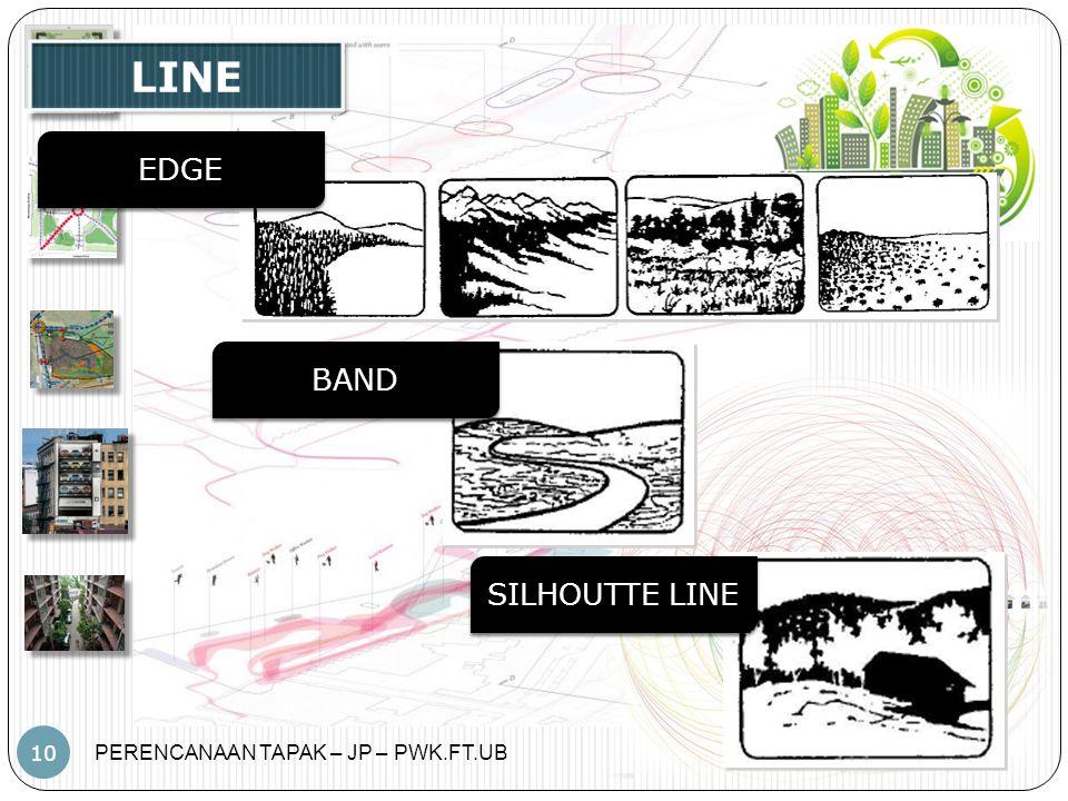 10 LINE EDGE BAND SILHOUTTE LINE