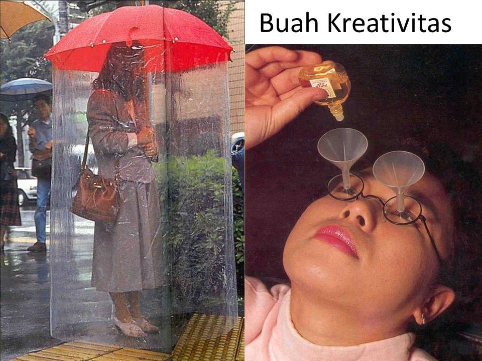 Buah Kreativitas