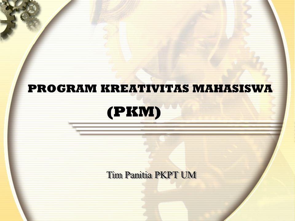 PKM KEWIRAUSAHAAN (PKMK) merupakan program pengembangan ketrampilan mahasiswa dalam berwirausaha dan berorientasi pada profit.