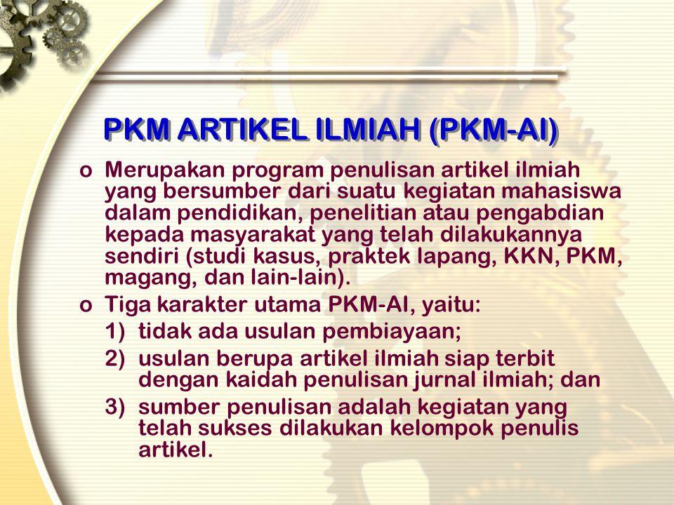 PKM PENGABDIAN MASYARAKAT (PKMM) merupakan program bantuan ilmu pengetahuan, teknologi, dan seni dalam upaya peningkatan kinerja, membangun keterampil