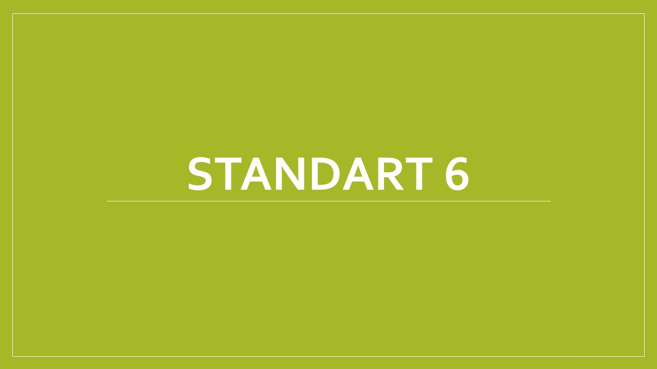 STANDART 6