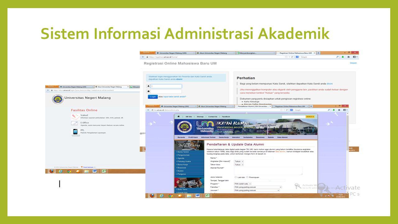 Sistem Informasi Administrasi Akademik