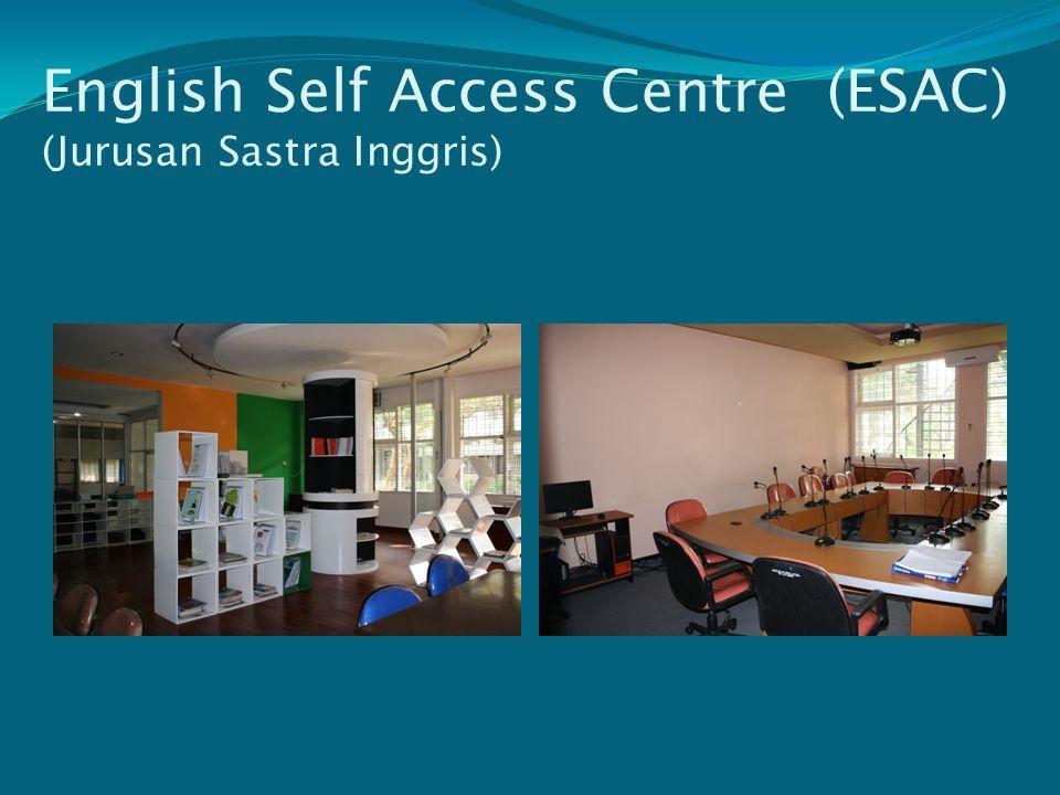 Ruang Multimedia (Jurusan Sastra Indonesia)