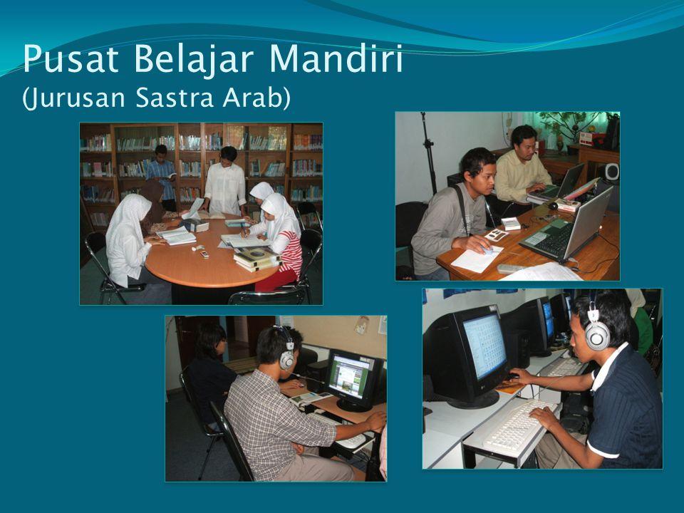 English Self Access Centre (ESAC) (Jurusan Sastra Inggris)