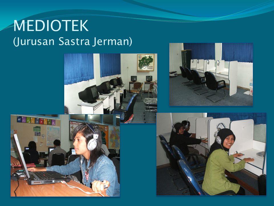 Pusat Belajar Mandiri (Jurusan Sastra Arab)