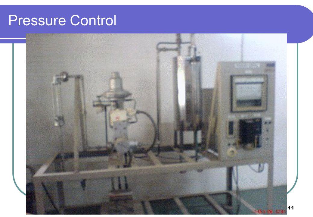 11 Pressure Control