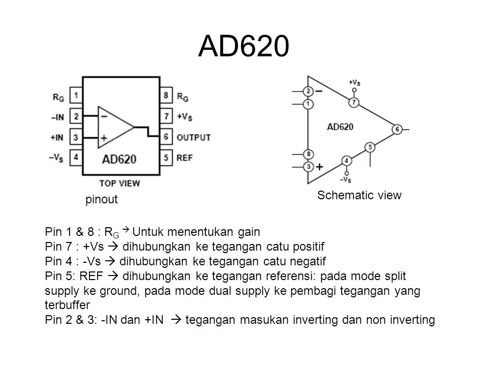 Menentukan R2 dan R3 Tergantung jenis termokopel.