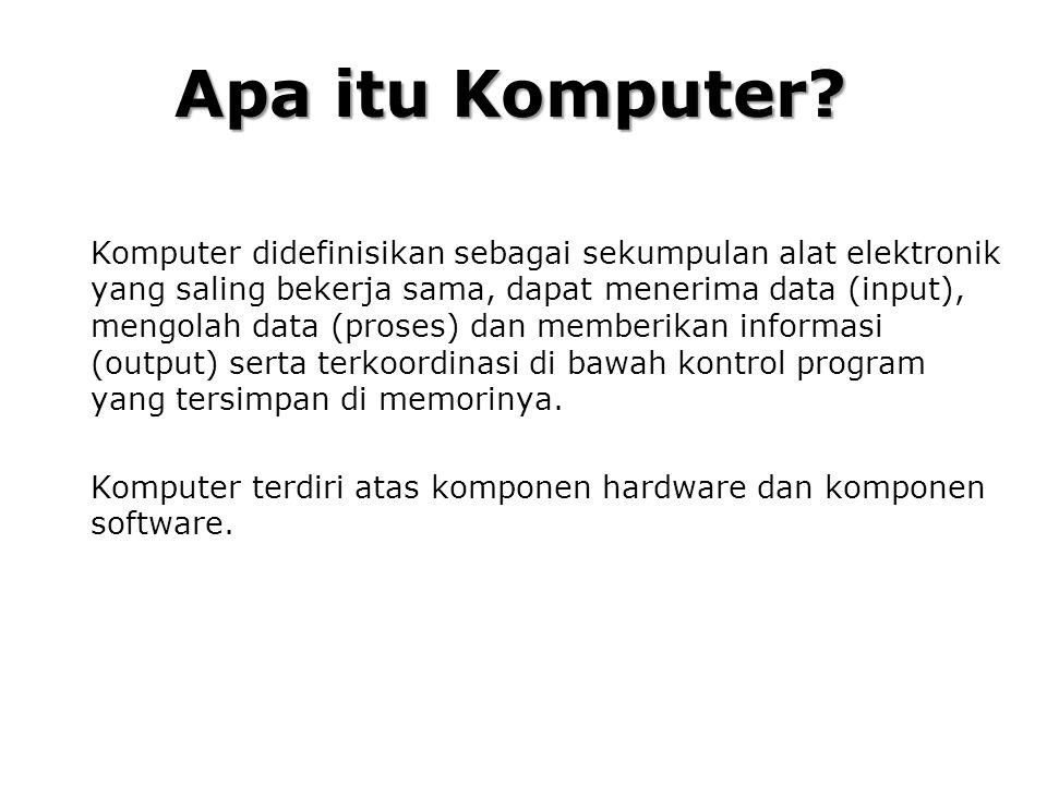 Apa itu Komputer.