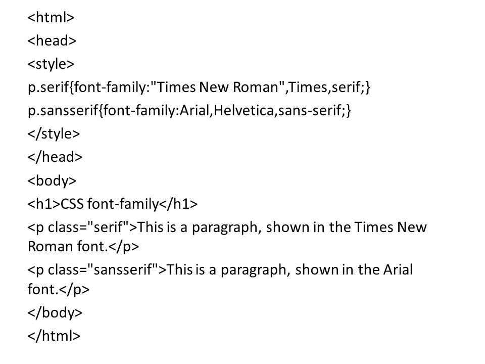 p.serif{font-family: