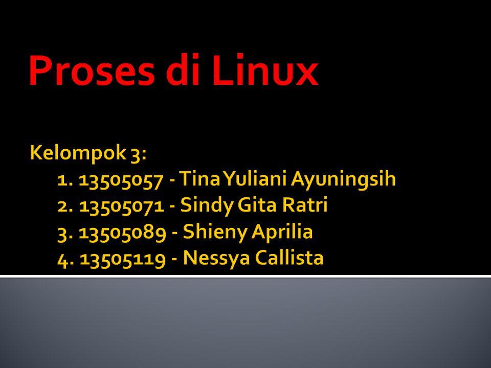 Proses di Linux