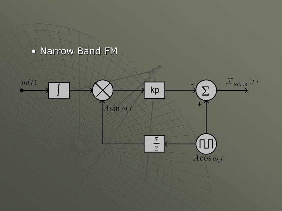 Narrow Band FMNarrow Band FM