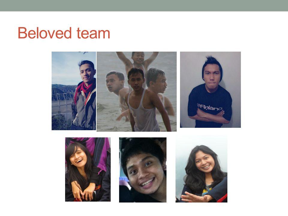 Beloved team