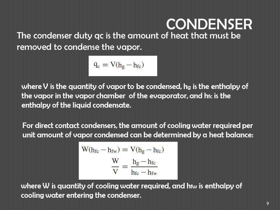3.1.3Contoh 3.1.3.1Suhu di dalam efek-efek evaporator efek banyak Sebuah evaporator tiga efek mengentalkan suatu cairan dengan tanpa kenaikan titik didih.