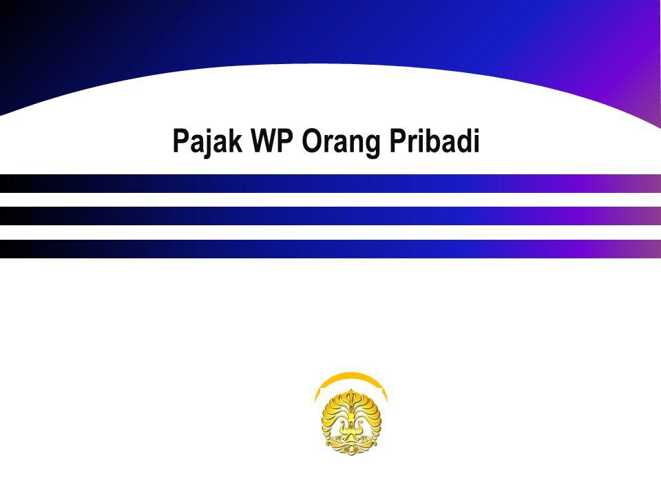 Sistematika SPT WP Orang Pribadi 1.Komponen-Komponen SPT 2.