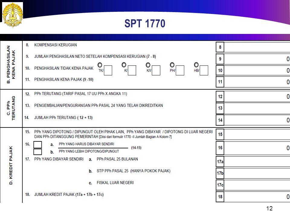 SPT 1770 12