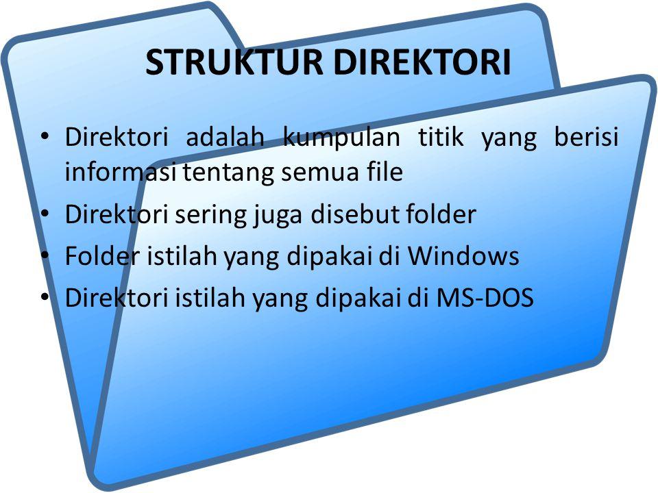 PROTEKSI Informasi yang disimpan dalam system komputer harus diproteksi dari kerusakan fisik (reliability) dan akses yang tidak diizinkan (protection).