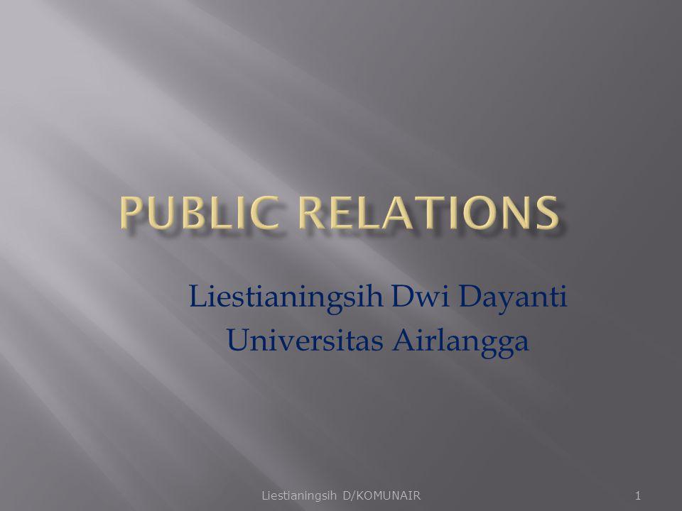 Liestianingsih Dwi Dayanti Universitas Airlangga Liestianingsih D/KOMUNAIR1