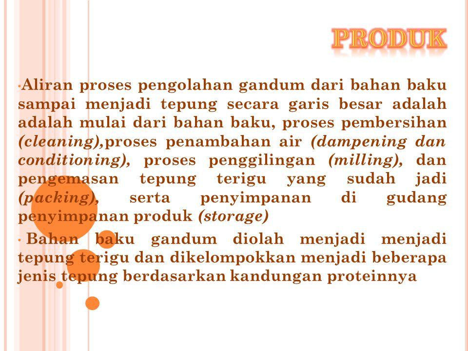 Lokasi pabrik PT Good Flour Mills terletak di pinggir kota Surabaya tepatnya dekat dengan Pelabuhan Tanjung Perak Surabaya.